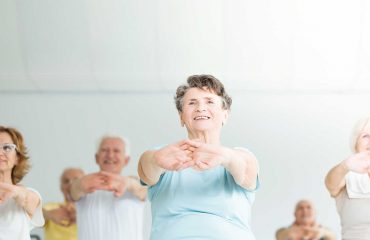 Step Forward Safely – Falls Prevention Programme